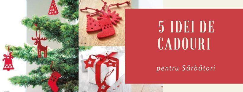 5 Idei de Cadouri pentru Sărbători