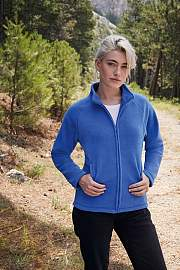 Hanorac Lady Fit Full Zip Fleece