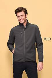 Softshell RADIAN MEN BLACK