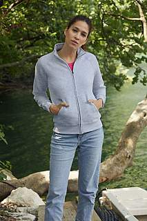 Sweater Lady Fit Sweat Jacket