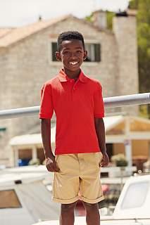 Tricou Polo Kids 65/35