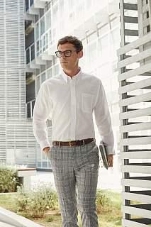 Camasa Long Sleeve Oxford Shirt