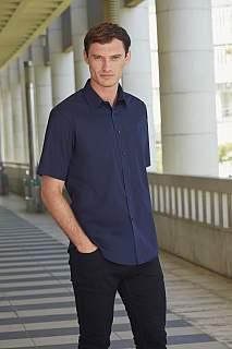 Camasa Short Sleeve Poplin Shirt