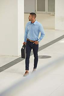 Camasa Long Sleeve Poplin Shirt
