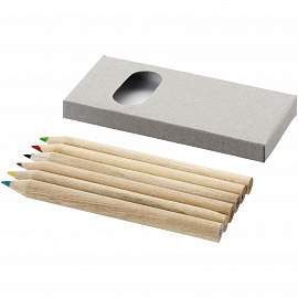 6 piece pencil set