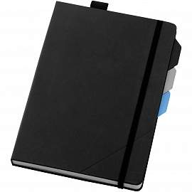 Alpha notebook incl. page dividers