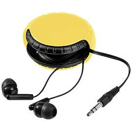Windi earbuds and cord case