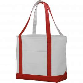 Premium heavy-weight 610 g/m cotton tote bag