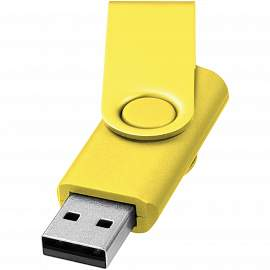 Rotate-metallic 2GB USB flash drive