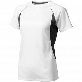Quebec short sleeve women's cool fit t-shirt