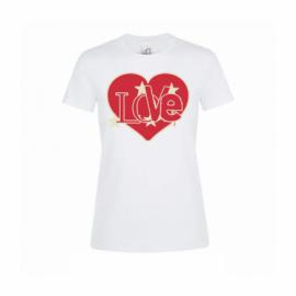 Tricou Regent Women Inima Love