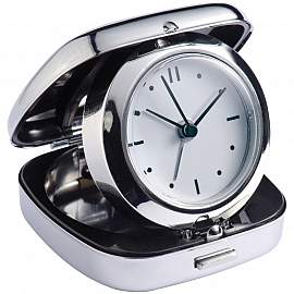 Quartz travel clock