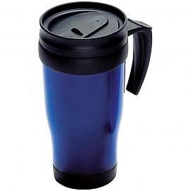 Plastic thermal travel mug – 0.4 l