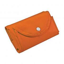 Foldable non-woven shopping bag