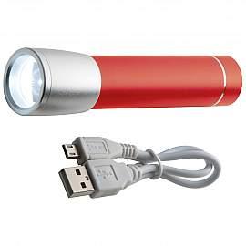 Lanterna cu powerbank