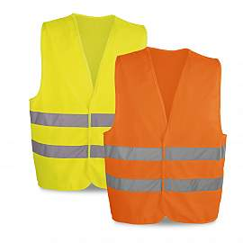 YELLOWSTONE. High visibility vest