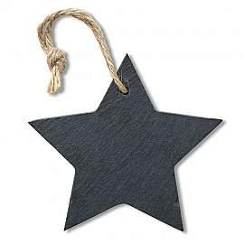 Ornament stea din ardezie