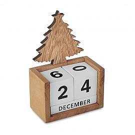 Calendar de masa de Craciun