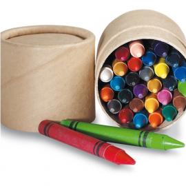 30 creioane cerate