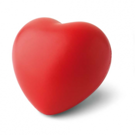 Anti-stres inima. Material PU.