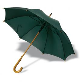 Umbrela automata/ maner lemn