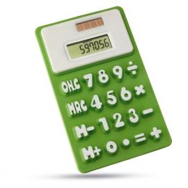 Calculator solar silicon