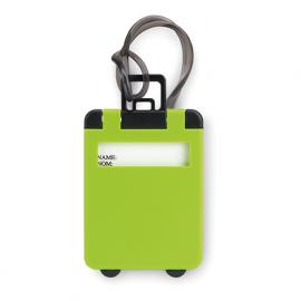 Eticheta bagaj din plastic