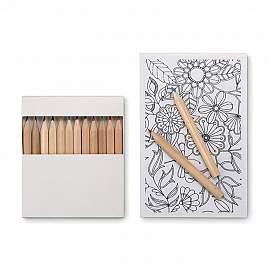 Set de colorat pentru adulti