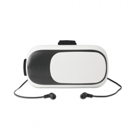 Ochelari virtuali 3D cu casti
