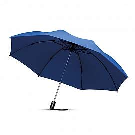 Umbrela pliabila reversibila