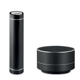 Set Baterie externa / boxa