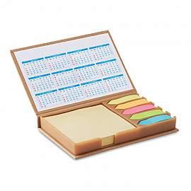 Set birou notite si calendar