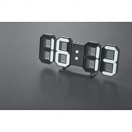 Ceas de perete LED cu adaptor