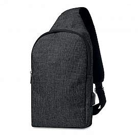 Chest bag in 2 tonuri de culoare