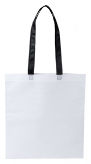 Rostar, Non-woven white shopping bag