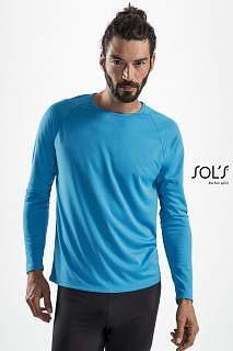 Tricou SPORTY LSL MEN