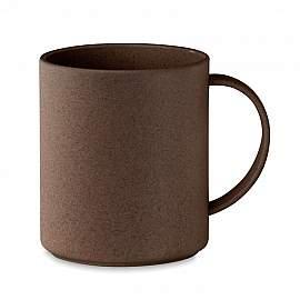 Cana din coaja de cafea si PP