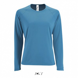 Tricou SPORTY LSL WOMEN