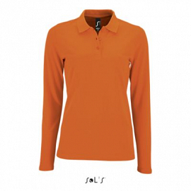 Polo PERFECT LSL WOMEN