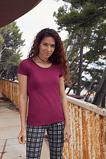 T-shirt Ringspun Premium T Lady-Fi
