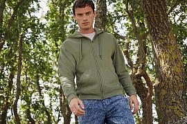 Sweater Hooded Sweat Jacket