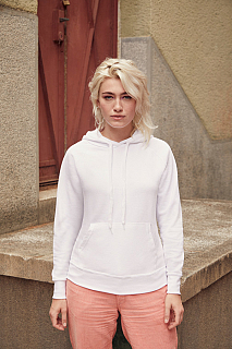Hanorac Lady Fit Lightweight Hooded Sweat