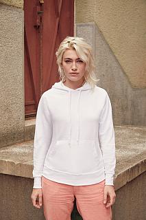 Hanorac Lady Fit Lightweight Hooded Sweat