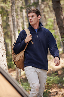 Hanorac Half Zip Fleece