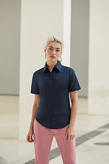 Camasa Lady Fit Short Sleeve Oxford Shirt