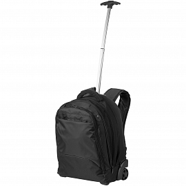 17 Laptop rolling backpack