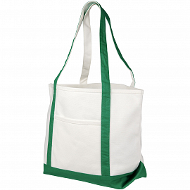 Premium heavy-weight 610 g/m� cotton tote bag