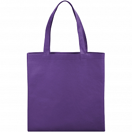 Zeus small non-woven convention tote bag