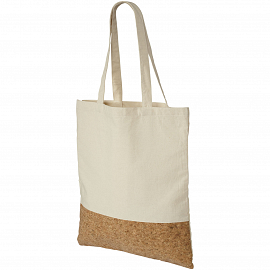 Cory 175 g/m� cotton and cork tote bag