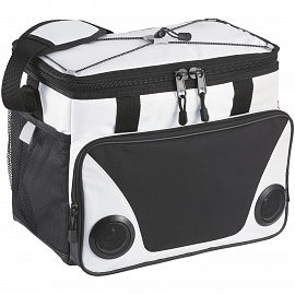 Titan ThermaFlect� 24-can cooler bag with speakers